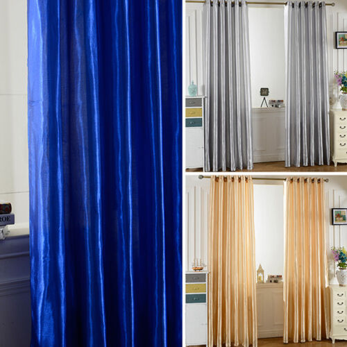 Window Blackout Curtains Room Door Lining Curtain Screen Drapes Home Room Decor