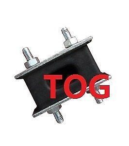 TOG TOYOTA LANDCRUISER RUBBER EXHAUST MOUNTS 40 50 60 70 80 100 SERIES