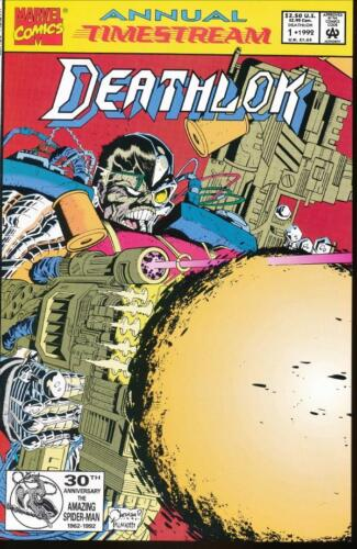 Deathlok, Annual, Vol.1, #1, August 1992 - Mint (MT)