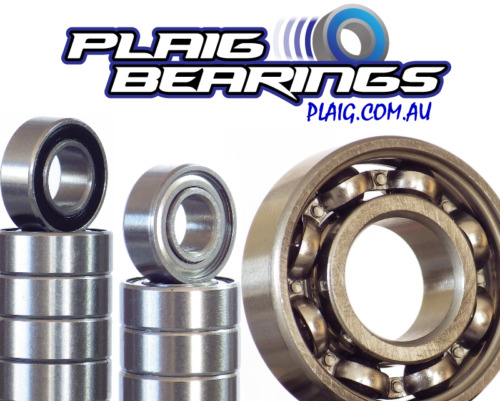Aussie Precision Bearings ***25% OFF*** Proven Quality High Speed Heat Resistant <br/> ***NEW 2018 Listing*** Buy 5+ to receive 25% OFF!