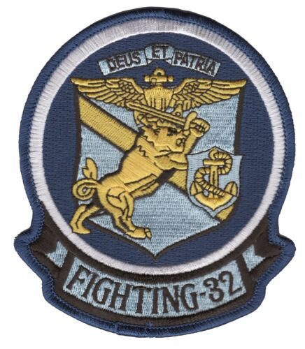 VF-32 Fighter Squadron Patch Patches - 36078