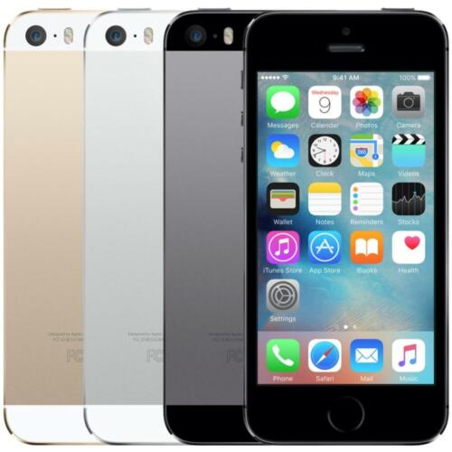 Apple iPhone 5S 16GB 32GB 64GB &quot;Factory Unlocked GSM&quot; 4G LTE iOS Smartphone <br/> 60 Day Warranty| FACTORY UNLOCKED|  #1 Customer Service