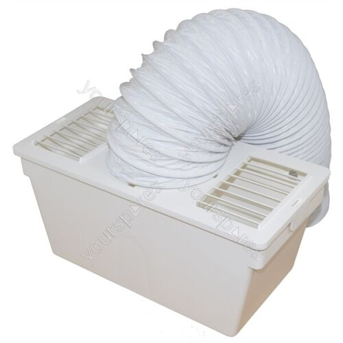 Hotpoint FETV60CP Tumble Dryer Condenser Vent Kit Box With Hose