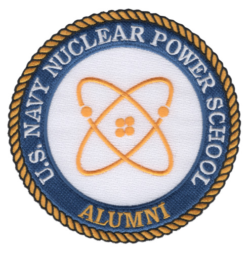 Navy Nuclear Power School Alumni PatchPatches - 36078