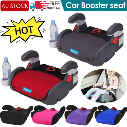 Car Booster Seat Chair Cushion Pad For Toddler Children Child Kids Sturdy <br/> Refreshed 2 in 1 booster seat~!  Dinner plate ~!