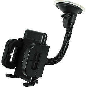 Universal 360° Flexible Windshield Car Mount Bracket Mobile Phone Holder(0)