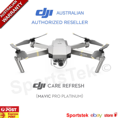 DJI MAVIC PRO PLATINUM AUSTRALIAN CARE REFRESH INSURANCE (1 Year) <br/> 5% off with code PICK5 Limited Time Only. T&amp;Cs apply