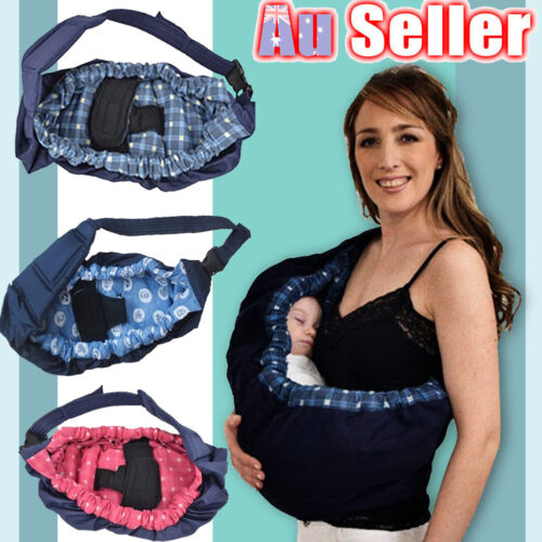 Adjustable sling Newborn Infant Baby Toddler Cotton stretchy Wrap Carrier