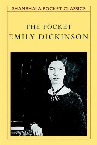 The Pocket Emily Dickinson by Emily Dickinson (English) Paperback Book Free Ship