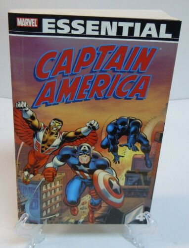 The Essential Captain America Volume 4 Marvel TPB Trade Paperback Brand New