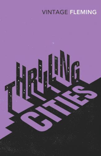 Thrilling Cities by Ian Fleming (English) Paperback Book Free Shipping!