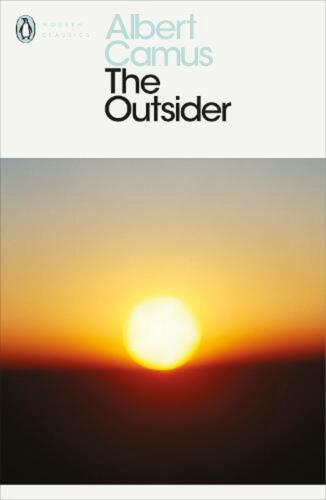 Outsider by Albert Camus (English) Paperback Book Free Shipping!