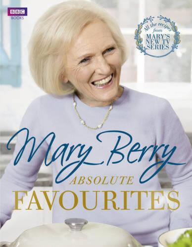 Mary Berry's Absolute Favourites by Mary Berry Hardcover Book Free Shipping!