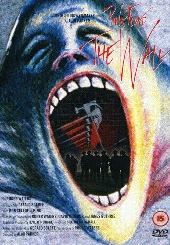 Pink Floyd: The Wall (2006, DVD NEW)