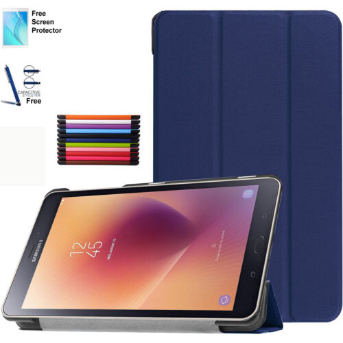 Case Cover Samsung Galaxy Tab A 8.0 (2017) Slim Smart Magnetic Cover SM-T380/T38