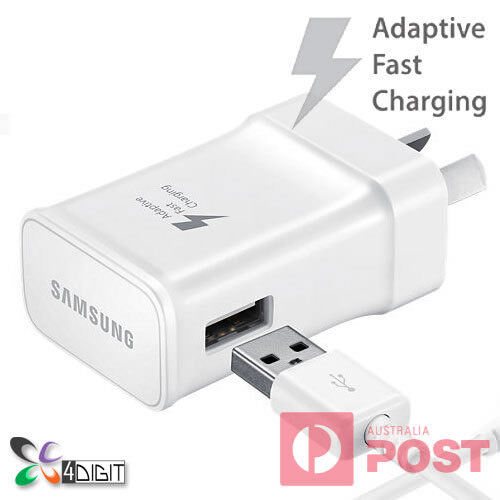 Original Genuine Samsung Galaxy Note 10.1 (2014) FAST CHARGER AC WALL CHARGER