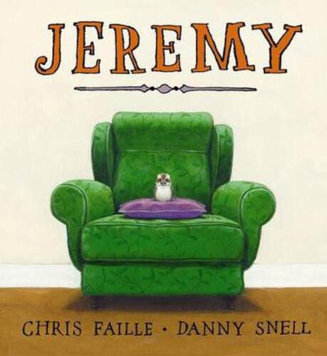 Jeremy by Chris Faille Paperback Book Free Shipping!