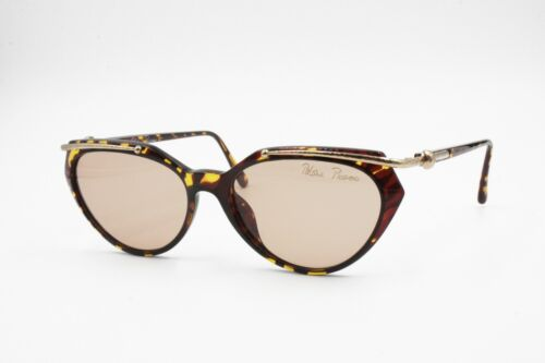 Paloma Picasso 3746 10 Rare Vintage Sunglasses, made in Germany, animalier, NOS