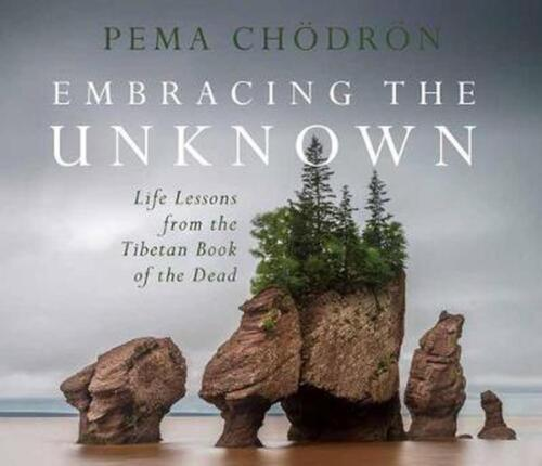 Embracing the Unknown: Life Lessons from the Tibetan Book of the Dead by Pema Ch