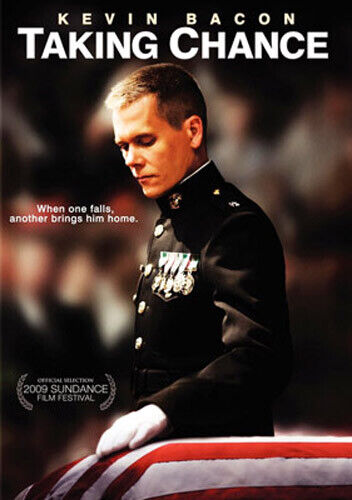 Taking Chance DVD NEW