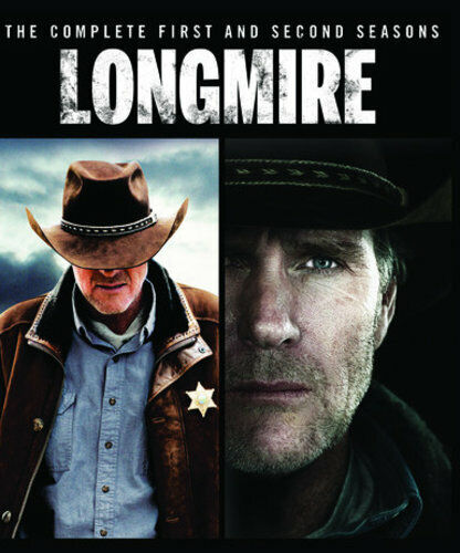 Longmire: The Complete First and Second Seasons (Seasons 1 / 2) BLU-RAY NEW