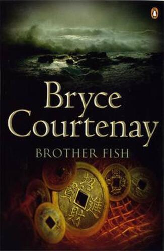 Brother Fish by Bryce Courtenay Paperback Book Free Shipping!