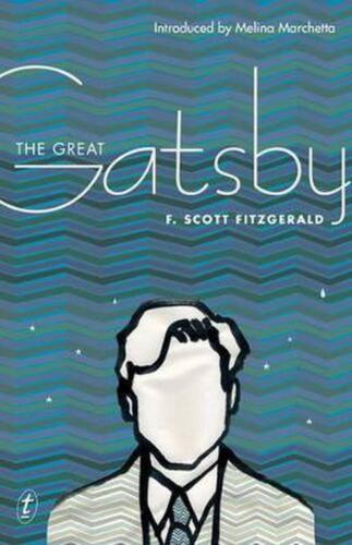 The Great Gatsby, by Melina Marchetta Paperback Book Free Shipping!