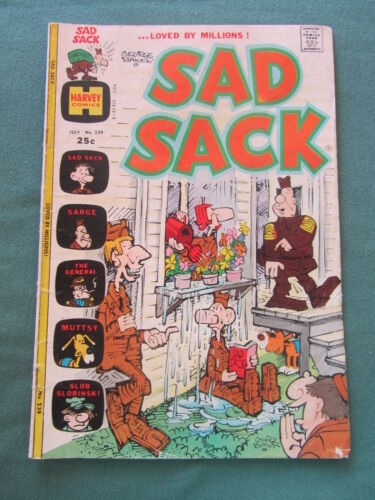 Sad Sack No. 239 (1974)