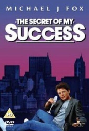 The Secret Of My Success Michael J Fox Region 4 Brand New Sealed Free Shipping