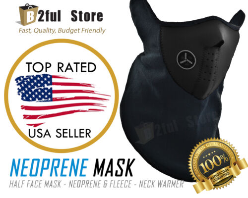 New Winter Sport Face Mask Neck Warmer Warm Ski Snowboard Motorcycle Bike lot <br/> SAME DAY SHIPPING FROM NEW JERSEY