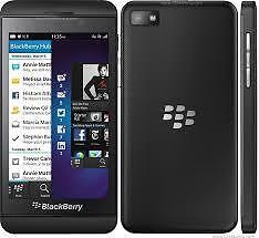 Blackberry Z10 Black 4G LTE  -Imported