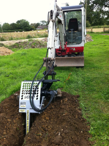 HYDRAULIC TRENCHER ,EXCAVATOR,TAKEUCHI ,LOADER,DIGGER ,TRACTOR, JCB <br/> FOR EXCAVATORS  AND LOADERS FROM 1.5 TON TO 3.5 TON