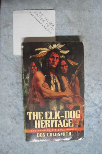 The Elk- Dog Heritage - Don Coldsmith OzSellerFasterPost!