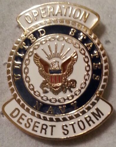 US Navy Operation Desert Storm PinNavy - 66533