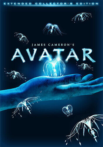 Avatar [Extended Collector's Edition (2011, DVD NUEVO) WS/Extended ED (REGION 1)