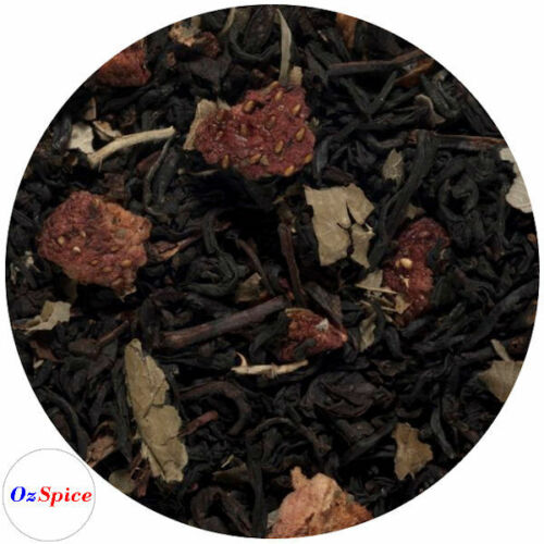 Strawberry Cream FLAVOURED BLACK Tea - From $2.50 - ozSpice