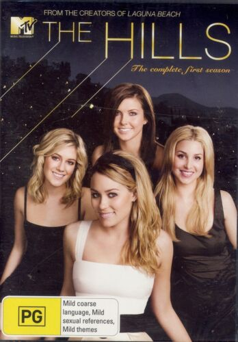 The Hills the Complete First Season DVD NEW