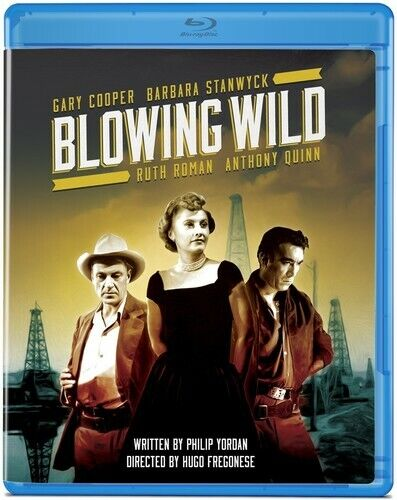 Blowing Wild (1953) (2013, Blu-ray NUEVO) BLU-RAY/WS (REGION A)