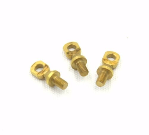 Grandfather Clock Weight Screw x3 / Hole End