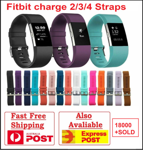 Fitbit Charge 2 Various Luxe Band Replacement Wristband Watch Strap Bracelet AUSWatch Bands - 98624