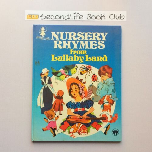 NURSERY RHYMES FROM LULLABY LAND ~ Rhmyetime (1980)