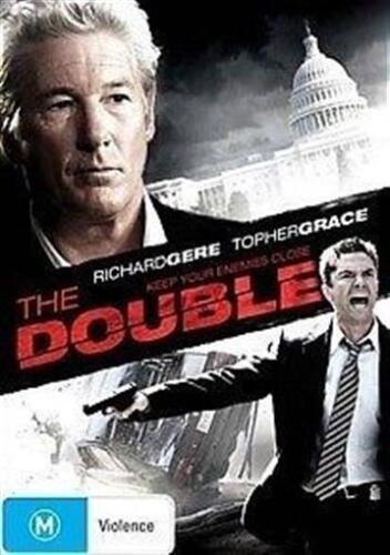 DOUBLE, THE: Richard Gere, Topher Grace DVD NEW