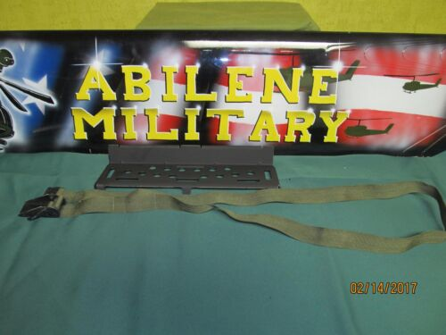 US Military GI Alice Pack Shelf Cargo Support Shelf Aluminum Frame With 1 Strap Other Military Surplus - 588