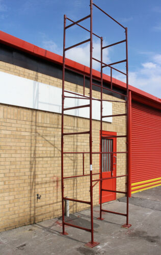 NEW D.I.Y Steel Scaffold Tower Scaffolding Tower 4x2&#039;6x18&#039;wh  <br/> Ideal for lightweight use, Manufactured to high spec