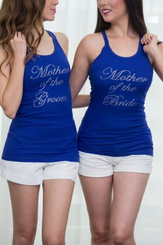 Bride Tank Shirt top Bridesmaids Brides Entourage Bachelorette white Pink &amp; more <br/> Bridesmaid Maid of Honor Just married Bachelorette