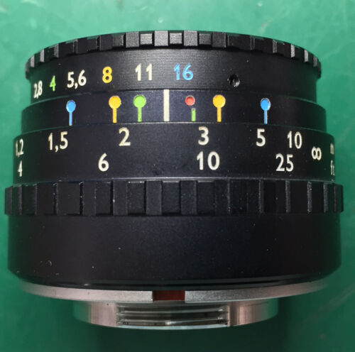Schneider Kreuznach 45mm f/2.8 Xenar Robot Royal Mount incl. base plate project