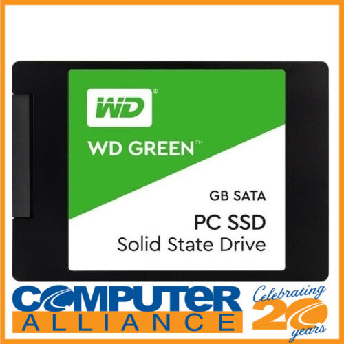 240GB WD 2.5&quot; Green SATA 6Gb/s SSD Drive PN WDS240G2G0A <br/> 15% off with code PROCESS. Ends 18/11. T&amp;Cs apply.