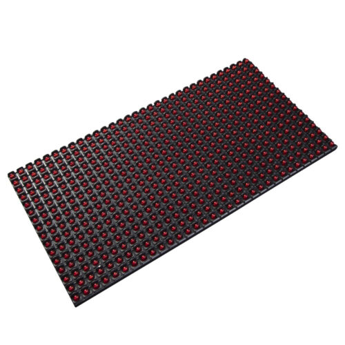 Large 32 x 16 Red LED Matrix Display for Arduino Projects