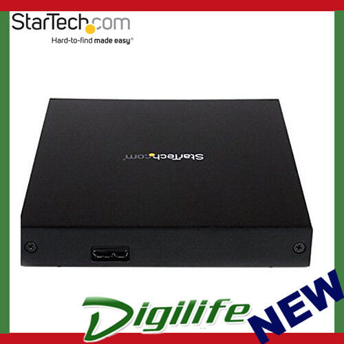 Startech USB 3.0 to Slimline SATA ODD Enclosure for Blu-ray and DVD ROM drives