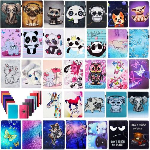 Premium Case For Laser 7 / 10 Inch Android Tablet Universal Leather Stand Cover